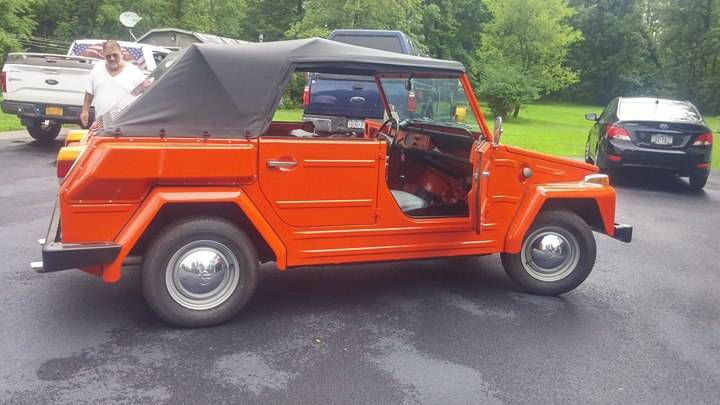 1974 VOLKSWAGEN 181 THING
