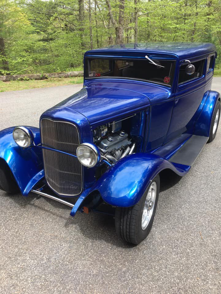 1931 FORD CROWN VICTORIA