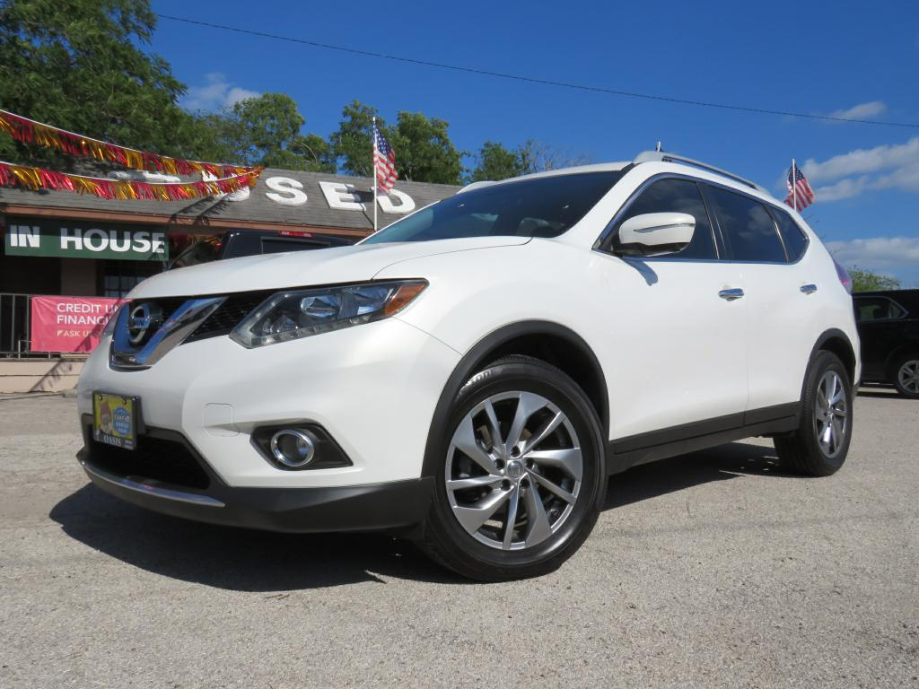 2014 NISSAN ROGUE 5N1AT2MT9EC761218 OASIS MOTOR CO