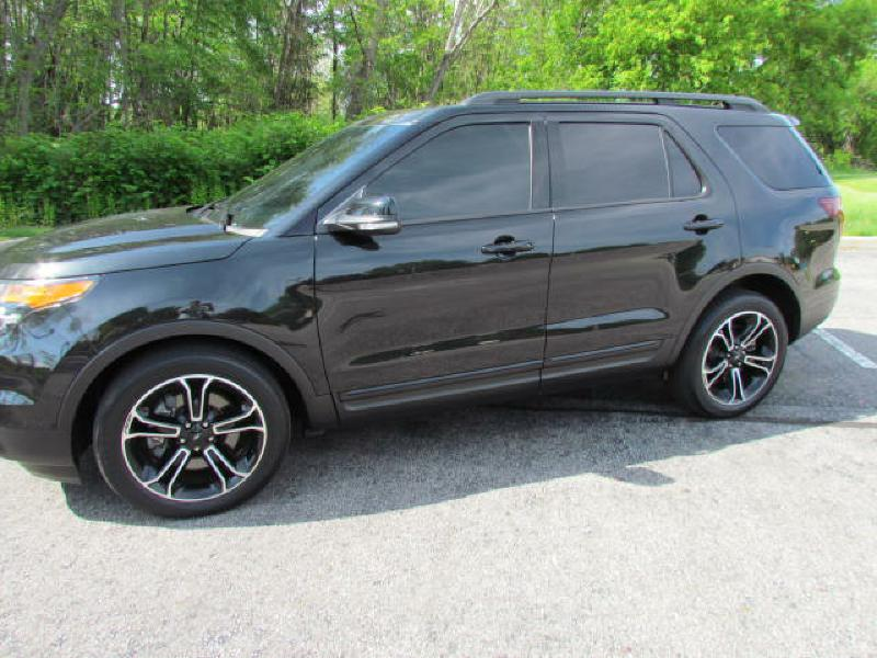 2015 FORD EXPLORER SPORT 401A Package