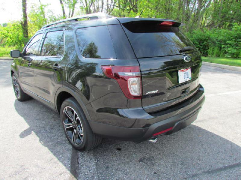 2015 FORD EXPLORER SPORT 401A Package for sale at Akron Motorcars
