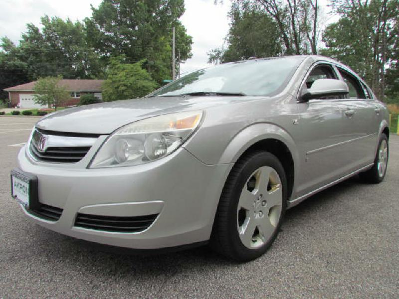 2007 SATURN AURA XE for sale at Akron Motorcars