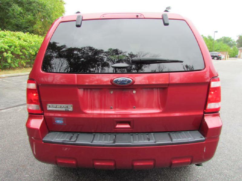 2012 FORD ESCAPE XLT in Akron