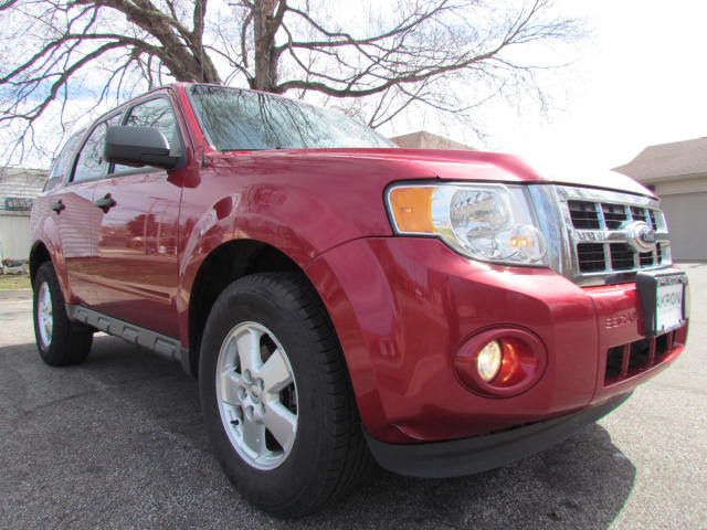 2012 FORD ESCAPE for sale at Akron Motorcars