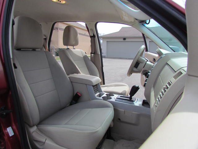2012 FORD ESCAPE XLT for sale at Akron Motorcars
