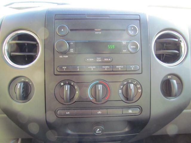2007 FORD F150 EXTENDED CAB in Akron
