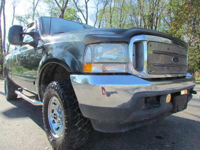 2002 FORD F250 XLT SUPER DUTY DIESEL 7.3