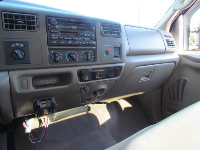 2002 FORD F250 XLT SUPER DUTY DIESEL 7.3 for sale at Akron Motorcars