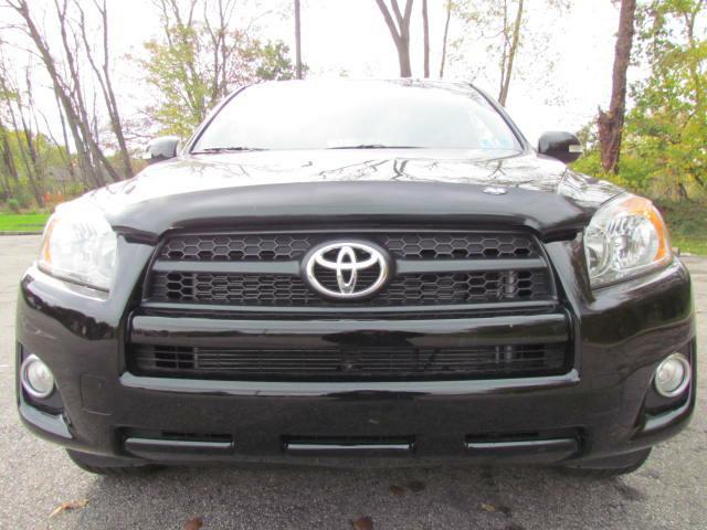 2012 TOYOTA RAV4 SPORT for sale at Akron Motorcars