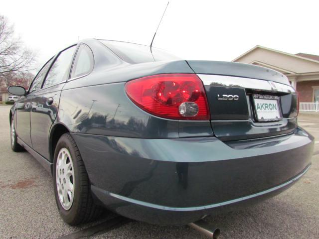 2004 SATURN L300 LEVEL 1 for sale at Akron Motorcars