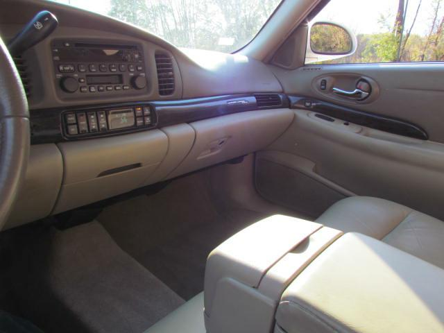 2004 BUICK LESABRE LIMITED for sale at Akron Motorcars