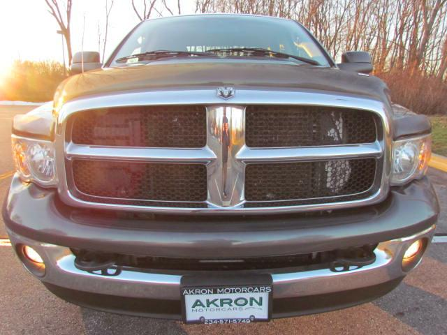 2004 DODGE RAM 2500 DIESEL ST for sale at Akron Motorcars
