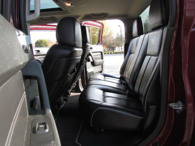 2009 HUMMER H3T ALPHA in Akron