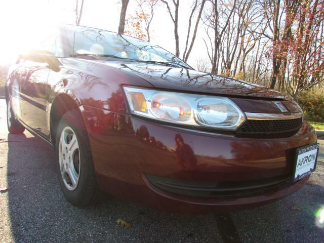 2003 SATURN ION LEVEL 1 in Akron