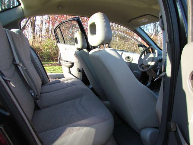 2003 SATURN ION LEVEL 1 for sale at Akron Motorcars