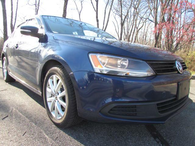 2012 VOLKSWAGEN JETTA 2.5 SE for sale at Akron Motorcars
