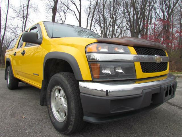 2004 CHEVROLET COLORADO CREW CAB