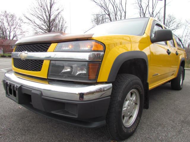 2004 CHEVROLET COLORADO CREW CAB in Akron