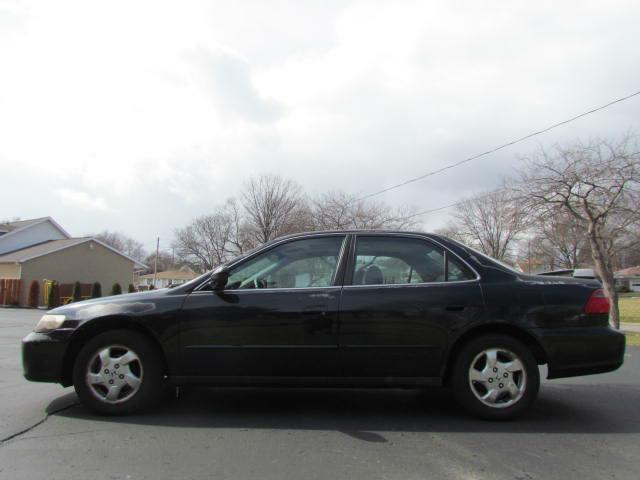 2000 HONDA ACCORD EX for sale at Akron Motorcars