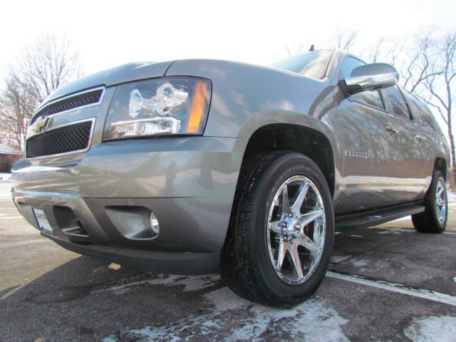 2008 CHEVROLET SUBURBAN 1500 LS for sale at Akron Motorcars