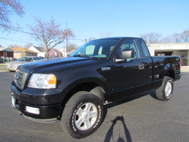 2005-FORD-F150 STX-STX-FOR-SALE-Akron-Ohio for sale at Akron Motorcars