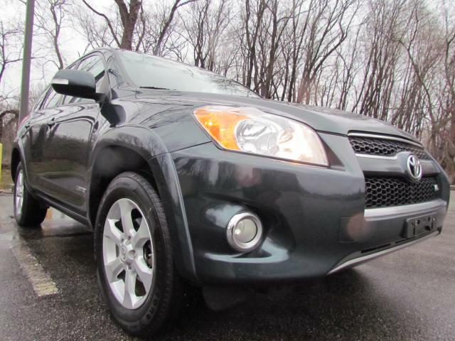 2009 TOYOTA RAV4 LIMITED for sale in Akron, Ohio
