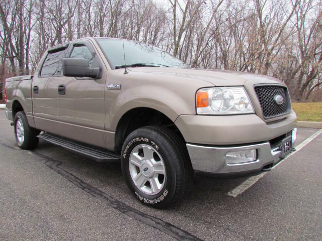 2004 FORD F150 SUPERCREW for sale in Akron, Ohio