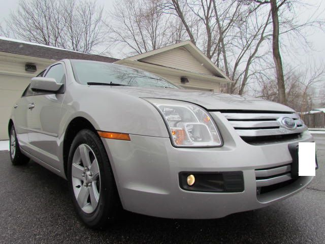 2007 FORD FUSION for sale at Akron Motorcars