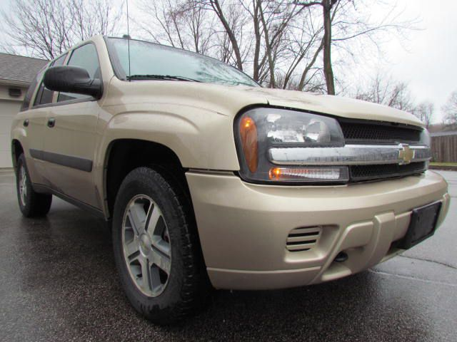 2005 CHEVROLET TRAILBLAZER for sale at Akron Motorcars