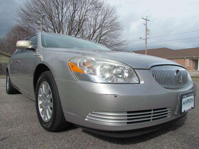 2007 BUICK LUCERNE for sale at Akron Motorcars
