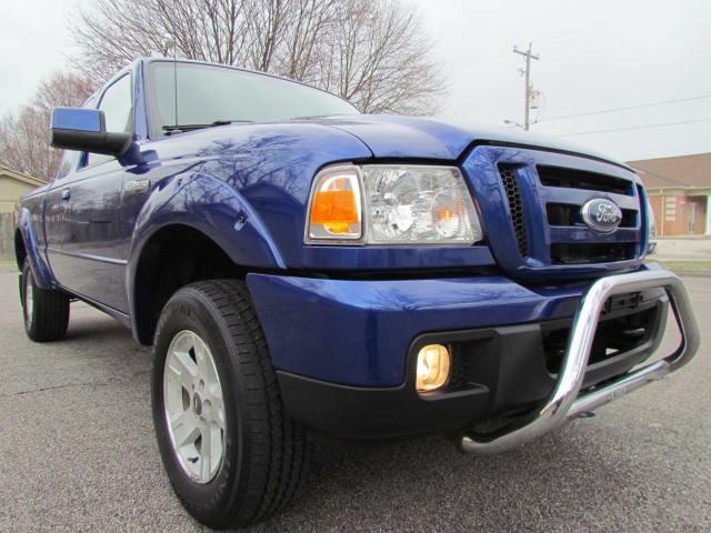 2006 FORD RANGER SUPER CAB XL for sale in Akron, Ohio