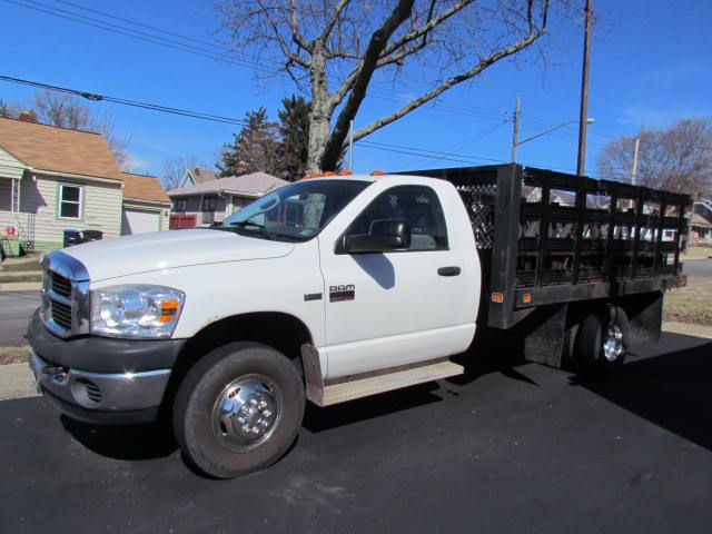 2007 DODGE RAM 3500 for sale at Akron Motorcars