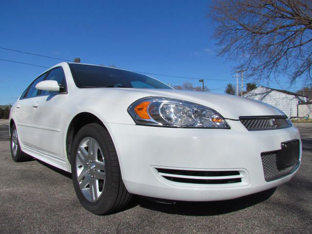 2012 CHEVROLET IMPALA for sale at Akron Motorcars