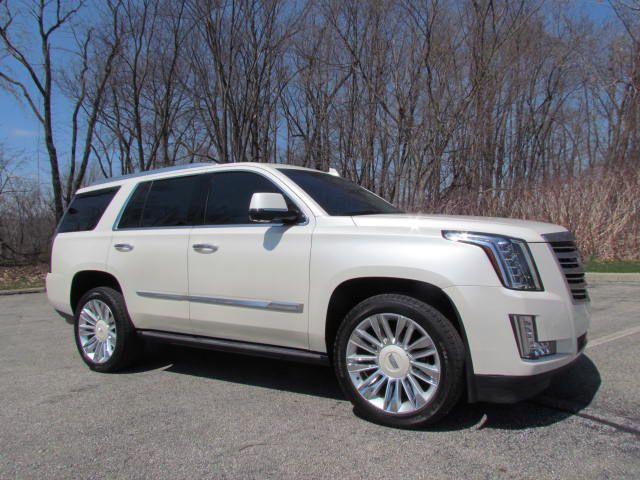 2015 CADILLAC ESCALADE for sale at Akron Motorcars