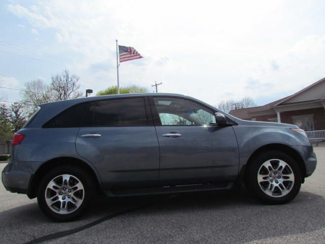 2008 ACURA MDX TECHNOLOGY for sale in Akron, Ohio