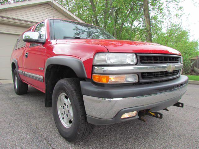 2000 CHEVROLET SILVERADO 1500 LS for sale in Akron, Ohio