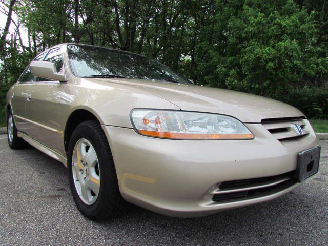 2002 HONDA ACCORD EX for sale in Akron, Ohio
