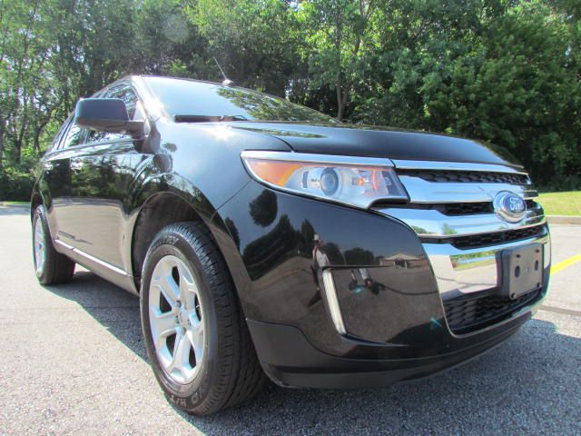2011 FORD EDGE SEL for sale at Akron Motorcars