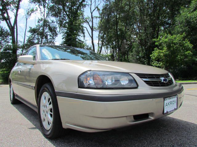 2002 CHEVROLET IMPALA for sale at Akron Motorcars