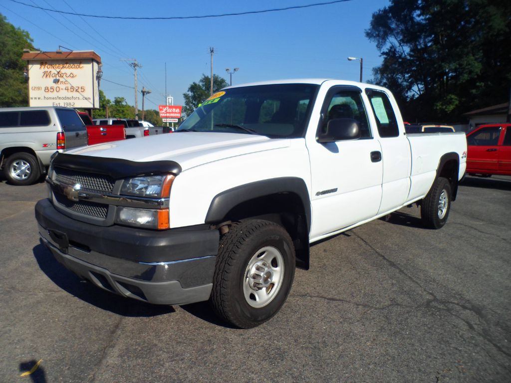 2003 CHEVROLET SILVERADO 2500 1GCHK29U43E174109 Homestead Motors