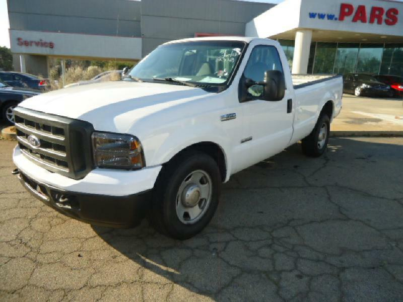 2005 FORD 2 DOOR F350 1FTWF30P75EB83530 PARS AUTO SALES, INC