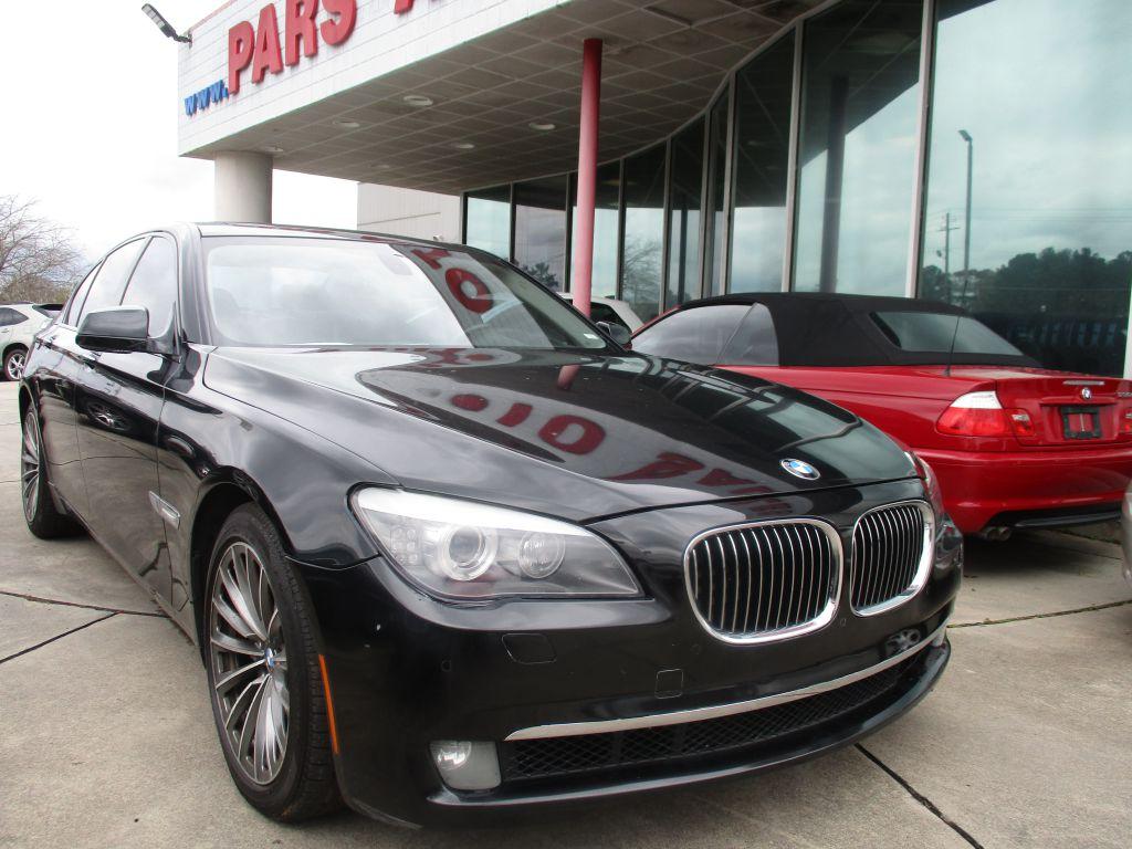 2009 BMW 750 I WBAKA83539CY33263 PARS AUTO SALES, INC