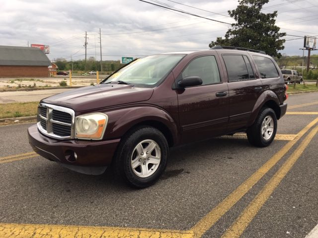 2005 DODGE DURANGO 1D4HD48N75F603694 MOODY MOTORS