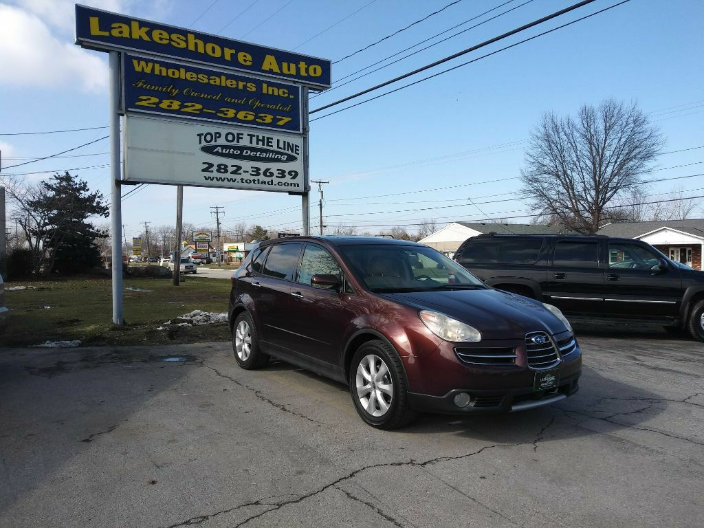 2006 SUBARU B9 TRIBECA 7-PASS. in Amherst