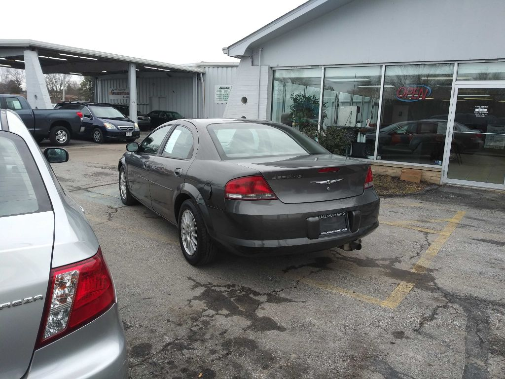 2005 CHRYSLER SEBRING  in Amherst