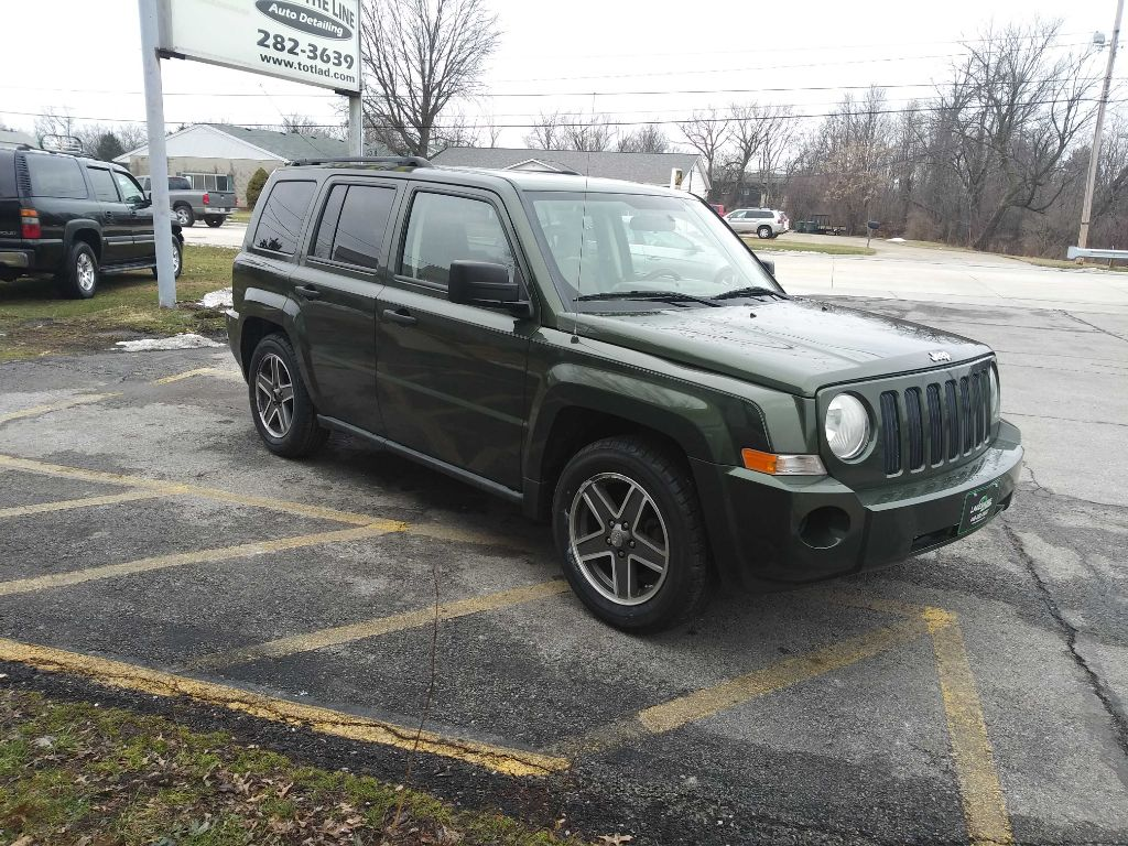 2008 JEEP PATRIOT SPORT in Amherst