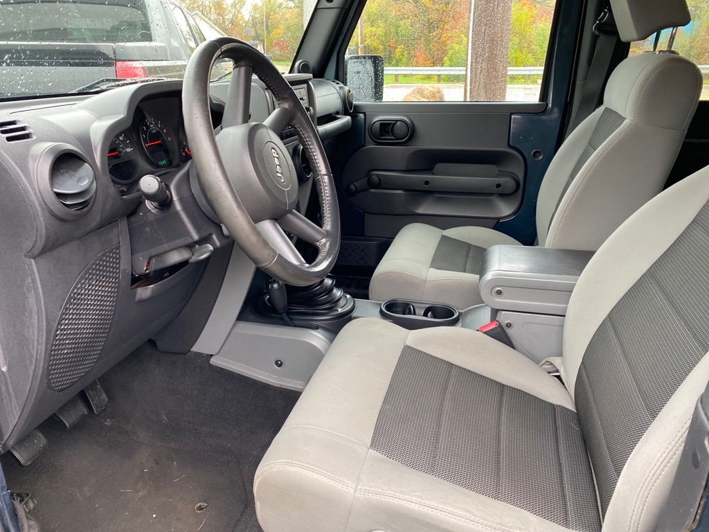 2008 JEEP WRANGLER X in Amherst