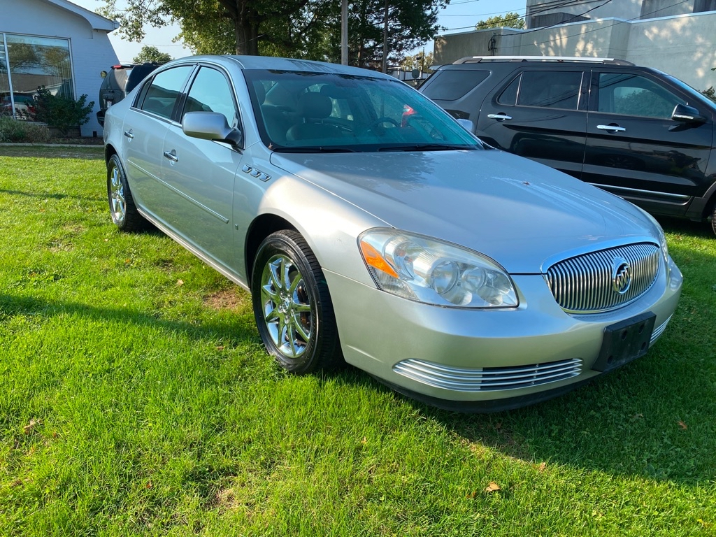 2008 BUICK LUCERNE CXL in Amherst