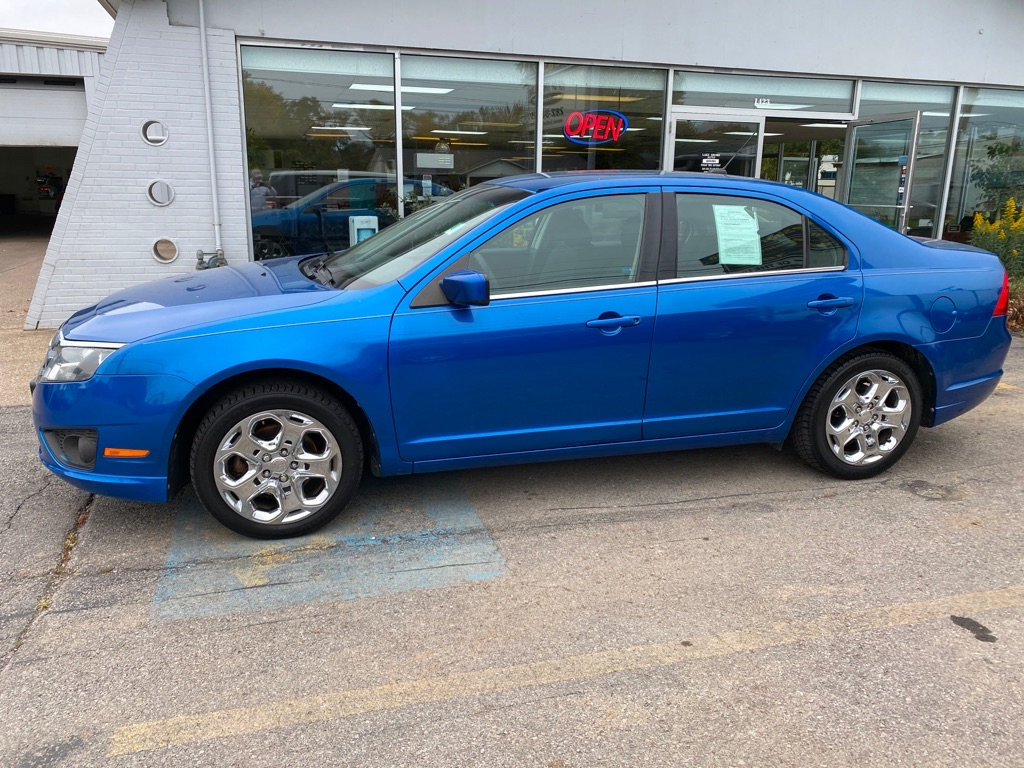 2011 FORD FUSION SE in Amherst