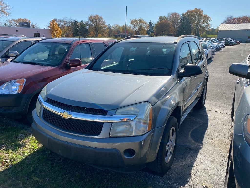 2006 CHEVROLET EQUINOX LS in Amherst